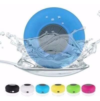 Kit 10 Caixa De Som Bluetooth Atacado Aprova Dagua Banheiro