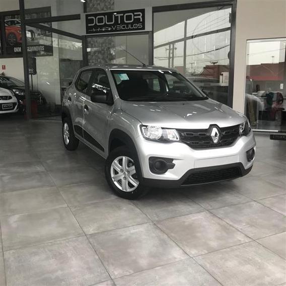 Renault Kwid 1.0 12v Sce Flex Zen / Kwid 2020