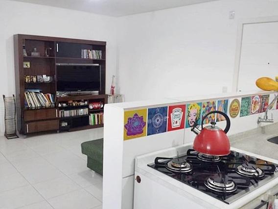 Apartamento No Saguaçú Com 2 Quartos Para Venda, 75 M² - 11238