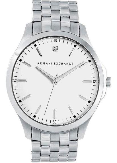 Relógio Masculino Armani Exchange Ax2170/1kn Aço