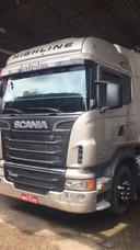 Scania R 480 Highline 6x4 Bug Leve 2013/2013