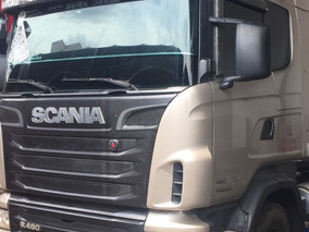 Scania R 480 Highline 6x4 Bug Leve 2013/2013