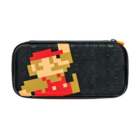 Case Nintendo Switch Slim Travel - Mario Retro Edition Pdp