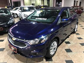 Chevrolet Onix 1.4 Mpfi Lt 8v Flex 4p Automático 2017 2018