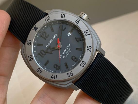 Relógio Jean Richard Aeroscope Automatic 60660-21g251-fk6a