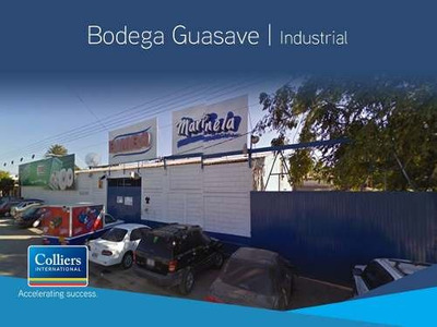 Bodega Industrial Disponible Para Venta, Guasave, Sinaloa.