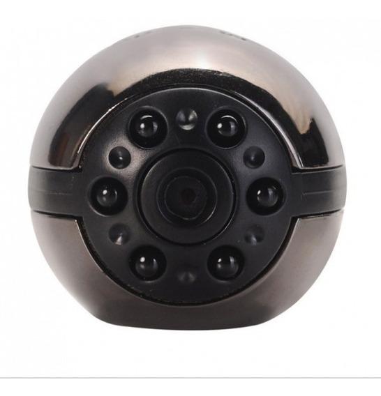 Mini Câmera Sq9 Filmadora Dv 1080p Full Hd Visão 360º