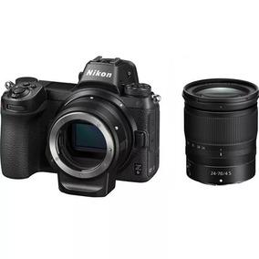 Nikon Z6 Xom Lente 24-70