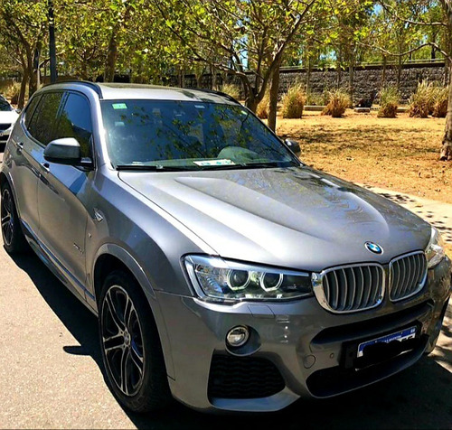 Bmw X3 3.0 X3 Xdrive 35i M Package 306cv 2017, Impecable!