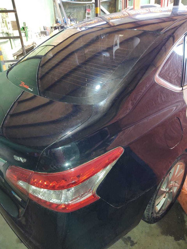 Sucata Sentra Nissan 2.0 Flex Preto 2014