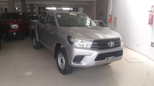 Toyota Hilux 2.4 Cd Dx 150cv 4x2 Entrega Inmediata