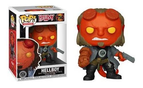Hellboy Movie Funko Pop #750- Ndtoys