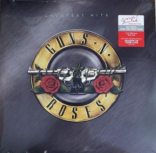 Guns N' Roses - Greatest Hits (vinilo Doble Nuevo)