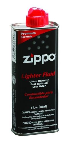 Imagen 1 de 1 de Bencina Zippo Fluido 125ml Encendedor Original