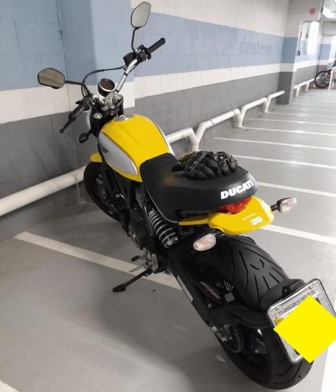 Ducati Scrambler Icon 2016
