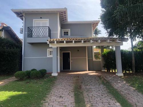 Casa Com 4 Dormitórios À Venda, 218 M² Por R$ 1.400.000,00 - Condomínio Villa Toscana - Valinhos/sp - Ca0544