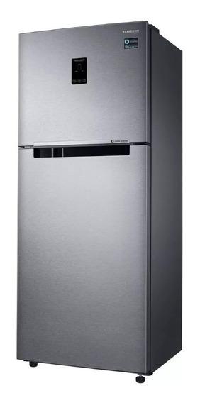 Heladera inverter no frost Samsung RT35K5532 inox 362L 110V