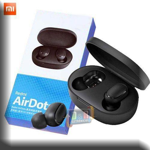 Redmi Air Dots Fone De Ouvido Sem Fio Xiaomi +brinde