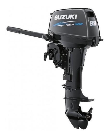 Motor De Popa Suzuki 9.9 Hp 2t
