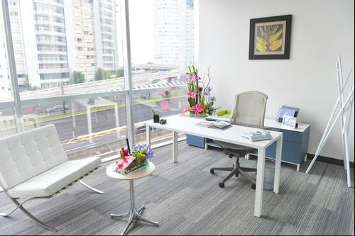 Imagen 1 de 10 de Oficina En Renta En Centro De Negocios En Punta Santa Fe, Pa