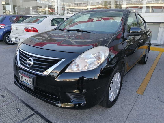 Nissan Versa 1.6 Sense 5vel Mt 2014