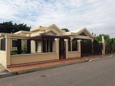 Hermosa Casa Residencial Omelia