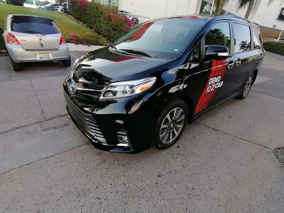 Demo Toyota Sienna Limited 2020 Demo