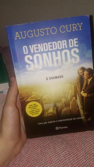 Livro O Vendedor De Sonhos