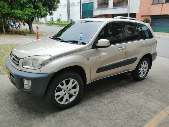 Toyota Rav4 5 Puertas 4x2 Mt.