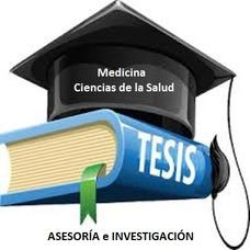 Tesis En Medicina Y Ciencias De La Salud