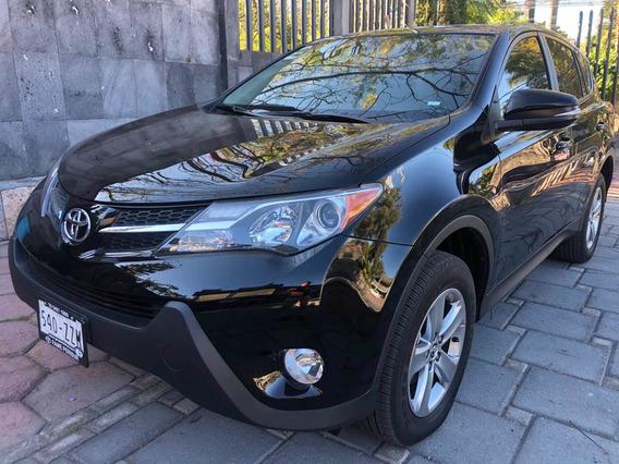 Toyota Rav4 2.5 Xle Mt 2015