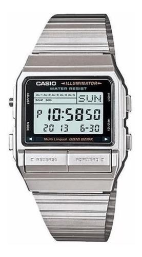 Reloj Casio Hombre Mujer Retro Db-380 Vintage Impacto Online