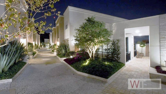 Casa De Condomínio - Cidade Jardim - Ca0153