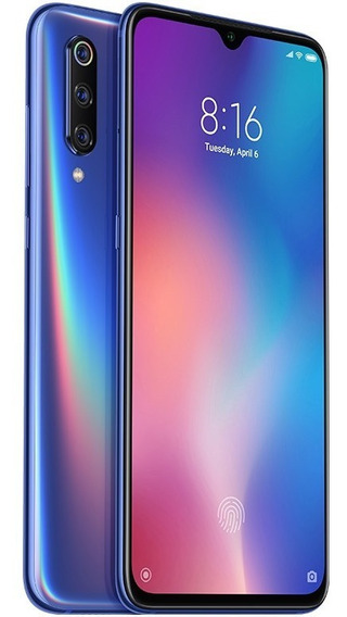 Celulares Xiaomi Mi 9 6gb 64gb Version Global /e