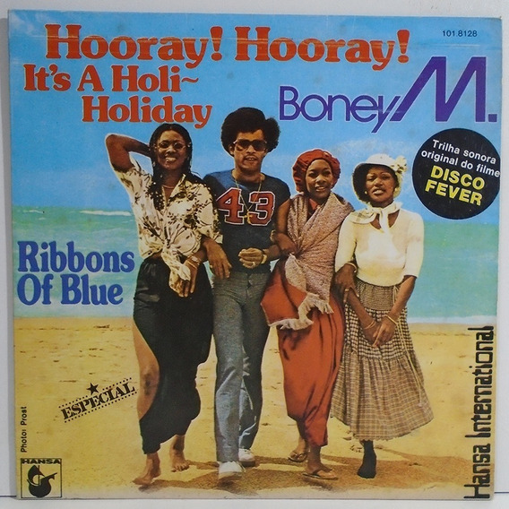 Boney M. 1979 Hooray Hooray It