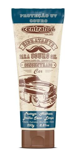 Imagen 1 de 2 de Hidratante/limpiador De Cueros Centralsul 250 Gr