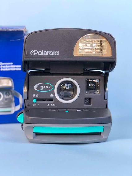 Câmera Polaroid Onestep 600