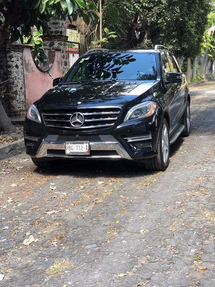 Mercedes-benz Clase M 3.5 Ml 350 Cgi Exclusive Mt