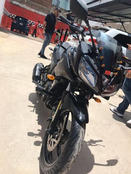 Yamaha 16 St Fazer