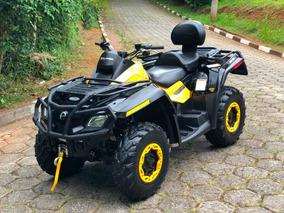 Quadriciclo Can Am 650 Max Xt - P ( Completo )