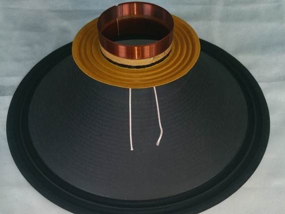 Kit Reparo P/ Alto Falante De 18 600 Rms 8ohms