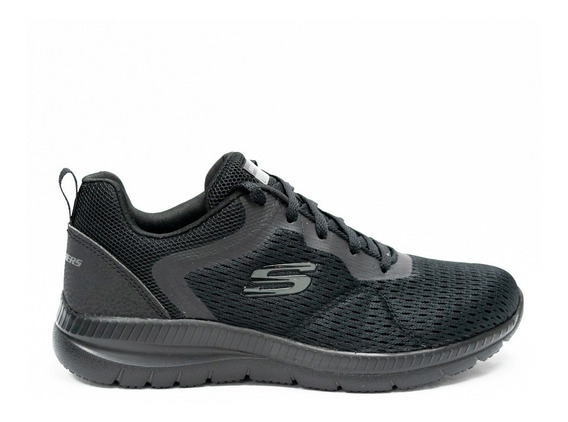 Tênis Skechers 12607 Quick Path All Black Preto