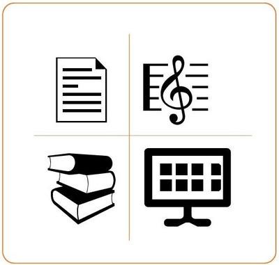 Digitação Formatação De Textos. Editoração De Partituras