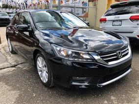 Honda Accord Ex 2014 Full Recien Importado Clean