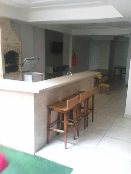 Apartamento Em Parque Turf Club - Campos Dos Goytacazes - 7056