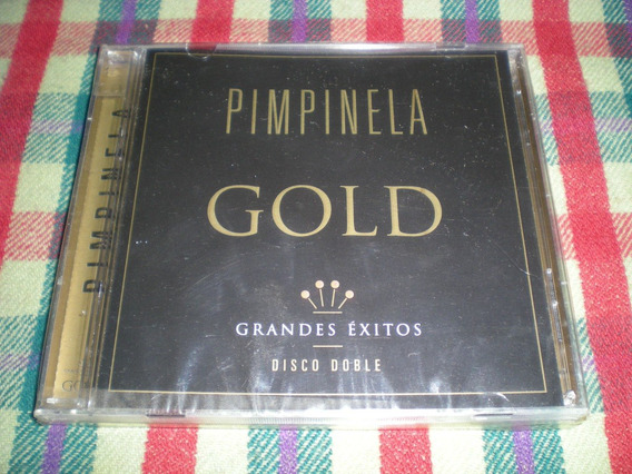 Pimpinela / Gold - 2 Cds Nuevo Cerrado C21