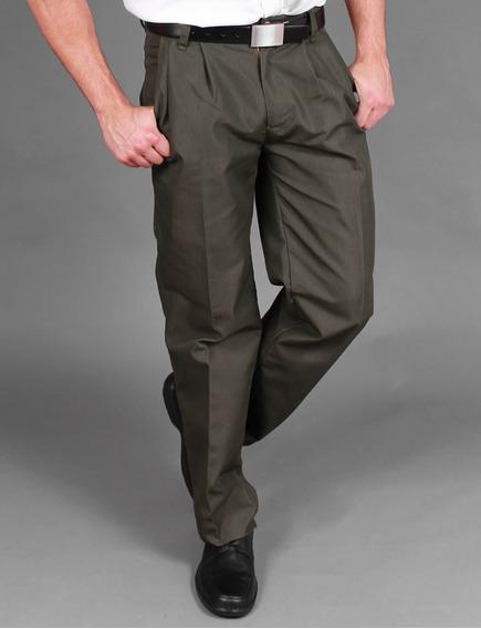 Pantalón Casual De Vestir- Marca Géniko Caballero Talla 30