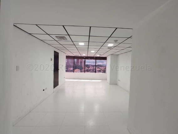 Oficina En Alquiler Barquisimeto L.m # 21-6130