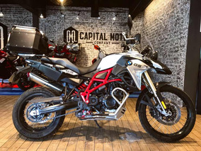 Capital Moto México Equipada Bmw F 800gs