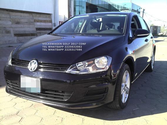 Volkswagen Golf 2017 Std 4 Cil 1.4 Lts Tur Tsi Eng $ 49,600